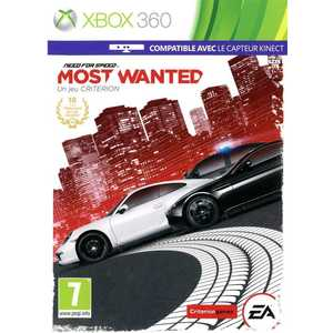 Игра для Xbox 360  Need for Speed: Most Wanted (a Criterion Game) (Xbox 360, английская версия)