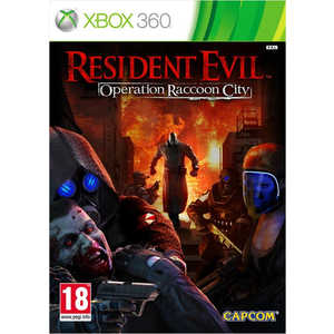 Игра для Xbox 360  Resident Evil: Operation Raccoon City (Xbox 360, русские субтитры)