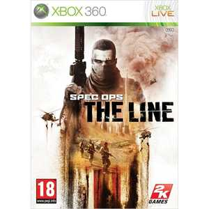 Игра для Xbox 360  Spec Ops: The Line Fubar Edition (Xbox 360, английская версия)