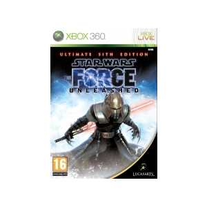 Игра для Xbox 360  Star Wars the Force Unleashed: Ultimate Sith Edition (Xbox 360, английская версия)
