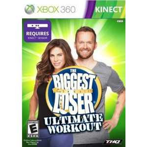 Игра для Xbox 360  Kinect The Biggest Loser: Ultimate Workout (Xbox 360, английская версия)