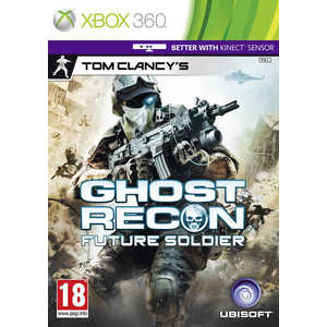 Игра для Xbox 360  Tom Clancy's Ghost Recon Future Soldier (Xbox 360, английская версия)