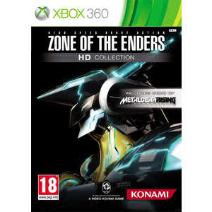 Игра для Xbox 360  Zone of the Enders HD Collection (Xbox 360, английская версия)