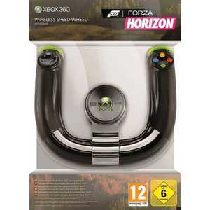 Microsoft XBox 360 Wireless Speed Wheel + игра Forza Horizon (2ZJ-00040)