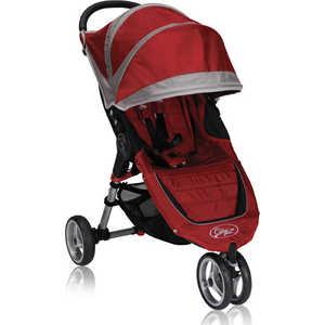 Коляска прогулочная Baby Jogger City Mini Single (красный/серый) ВО11236