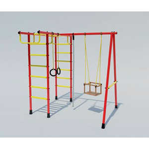 Детский спортивный комплекс Лидер Д2-03