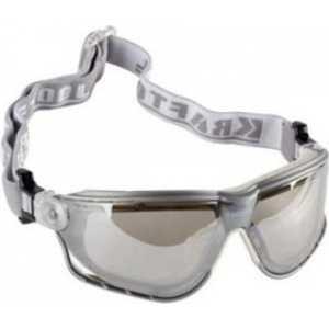 Очки защитные Kraftool с непрямой вентиляцией для маленького размера лица Expert (11009) очки защитные kraftool expert 11007