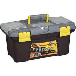 Ящик Stayer Flip Top пластмассовый для инструмента 19'' (2-38015-19) от ТЕХПОРТ
