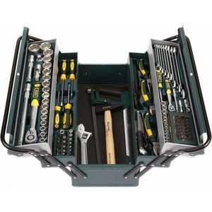где купить  Набор инструментов Kraftool 131шт Industry (27978-H131)  дешево