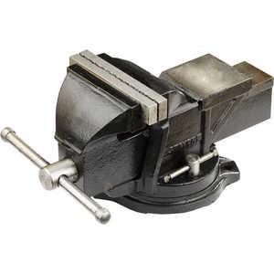 Тиски Stayer Master слесарные поворотные 95мм (3256-100) поворотные слесарные тиски wilton механик 746 wi21500