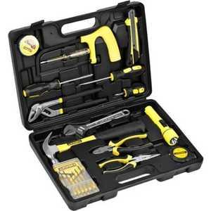 Набор инструментов Stayer 15шт Механик Standard (22052-H15) набор инструментов низ 15шт прогресс 27622