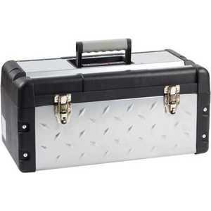 Ящик для инструментов Зубр 18'' металлический ''Спец'' (38155-18)