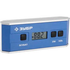 Уровень-угломер электронный Зубр Эксперт (34745) ключ разводной зубр эксперт 27255