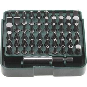 Набор бит Kraftool 61шт Cr-V (26140-H61) набор бит kraftool 26060 h10