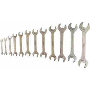 Набор ключей рожковых Stayer 6-32мм 12шт ''Техно'' (27047-H12)