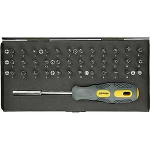 Набор Stayer отвертка Max-Grip со специальными битами 37 предметов (25931-H37 G)  цены