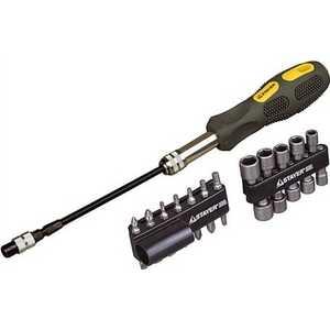 Набор Stayer отвертка Max-Grip Cr-V 25 предметов (2590-H25 G) stayer max grip 25929 h38 g