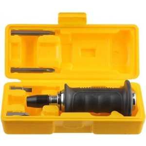 Отвертка ударно-поворотная Stayer 4 предмета Profi (25663-H4) зарядное устройство и аккумулятор gp powerbank pb420gs130 1300mah aa 4шт