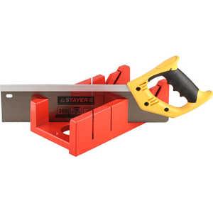 Стусло Stayer с ножовкой 350мм Maxi 4'' (15395-35)