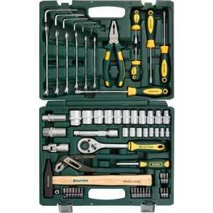 Набор инструментов Kraftool 66 предметов Expert (27976-H66) молоток expert superfest kraftool 20073 08