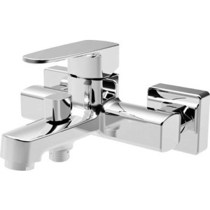 Смеситель для ванны SMARTsant Квадро аксессуары (SM163503AA)  цена и фото