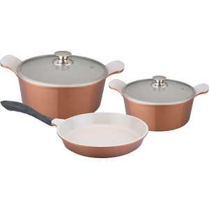 Набор посуды Winner из 5-ти предметов WR-1301 набор посуды polaris cher 05s 5 предметов