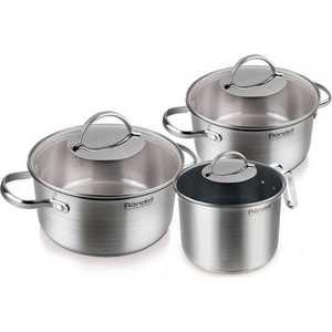 Набор посуды Rondell Symphonia из 6-ти предметов RDS-382 набор посуды bekker deluxe из 13 ти предметов вк 2862