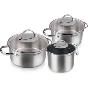 все цены на Набор посуды Rondell Symphonia из 6-ти предметов RDS-382 онлайн