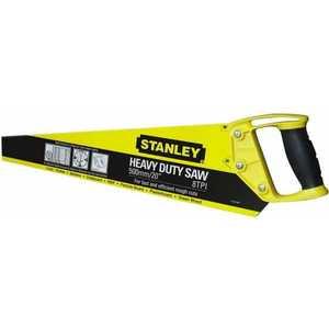 Подробнее о Stanley OPP 500мм 8 TPI (1-20-087) stanley 500мм 7tpi 2шт 0 20 244