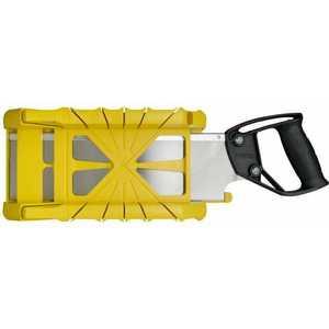 Ножовка со стуслом Stanley (1-19-800) пластиковое стусло с ножовкой stanley 1 20 600