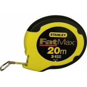 Рулетка Stanley FatMax 20м (0-34-133) рулетка stanley 034296 20м 12 7мм fiberglass