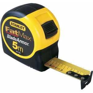 Рулетка Stanley 5м х32мм FatMax (0-33-720)  рулетка stanley fatmax b armor 0 33 811