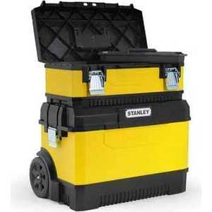 Ящик для инструментов Stanley с колесами двухсекционный (1-95-831) 95