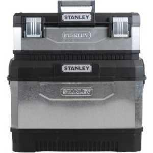 Ящик для инструментов Stanley с колесами двухсекционный (1-95-832)