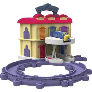 Chuggington Игровой набор ''Двухэтажное депо'' PLC54217
