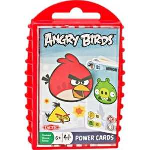 Tactic Games Игра с карточками Angry Birds 40834