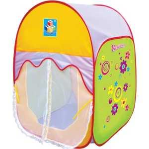 Игровая палатка 1Toy Красотка 90х65х65см Т52675