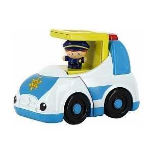 1Toy Машинка Полиция озвученная Kidz Delight Т55441