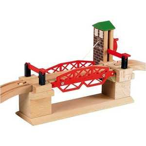 Разводной мост Brio 3 элемента 33757