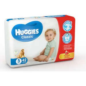 Подгузники Huggies ''Classic'' 11-25кг 42шт Jumbo Pack 5029053543185