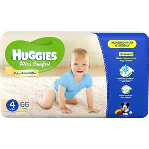���������� Huggies ''Ultra Comfort'' 8-14�� 66�� Mega Pack ��� ��������� 5029053543611