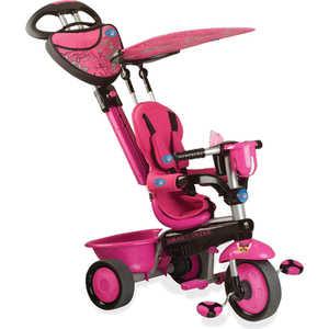 Велосипед 3-х колесный Smart Trike ''Zoo Butterfly'' (тёмно-розовый) 1570200