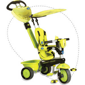 Smart Trike Велосипед 3-х колесный Zoo Frog (зелёный) 1573800