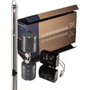 Система водоснабжения Grundfos SQE 2-115 комплект (96524507)