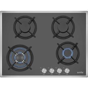 Газовая варочная панель Simfer H 7405 LGSB