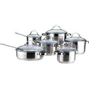Фотография товара набор посуды Bekker Deluxe из 12-ти предметов ВК-2851 (230589)