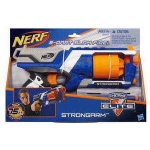 Бластер Hasbro Nerf. Элит Стронгарм 36033H