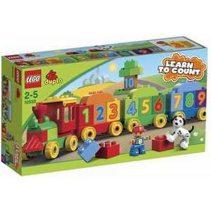 Конструктор Lego Считай и играй (10558)
