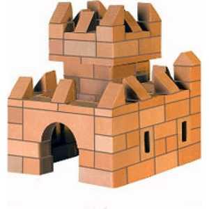 БрикНик Конструктор БрикНик Крепость 119 деталей, 2 в 1 205 брикник конструктор брикник крепость 119 деталей 2 в 1 205