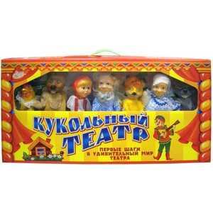 Русский стиль Набор Кукольный театр , 7 персонажей С292